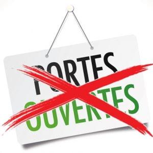 ANNULATION JOURNEE PORTES OUVERTES LYCEE ET ENSEIGNEMENT SUP - Les Chassagnes